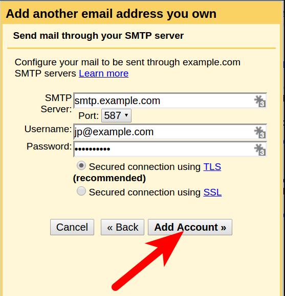 gmail-smtp