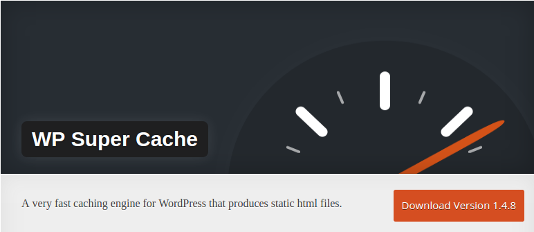 wp super cache wtyczka wordpress