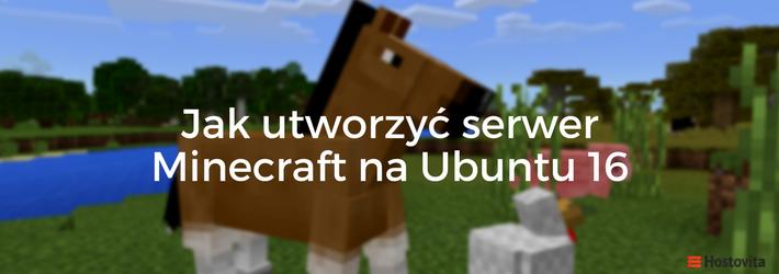 Minecraft - ubuntu 16
