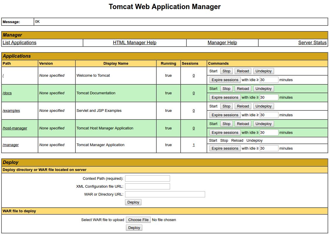 Tomcat_appmanager