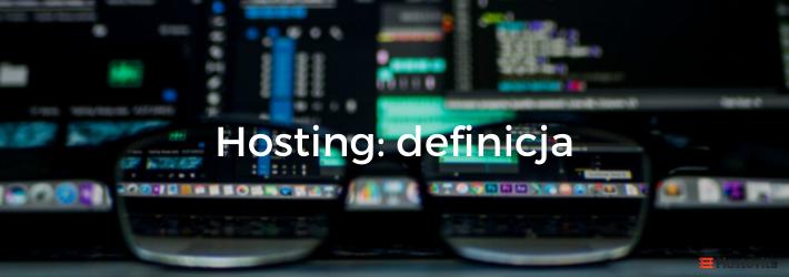 blog- hosting definicja