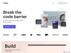 Kreator Webflow