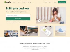 Kreator Shopify