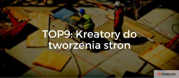 TOP9 Kreatory stron www