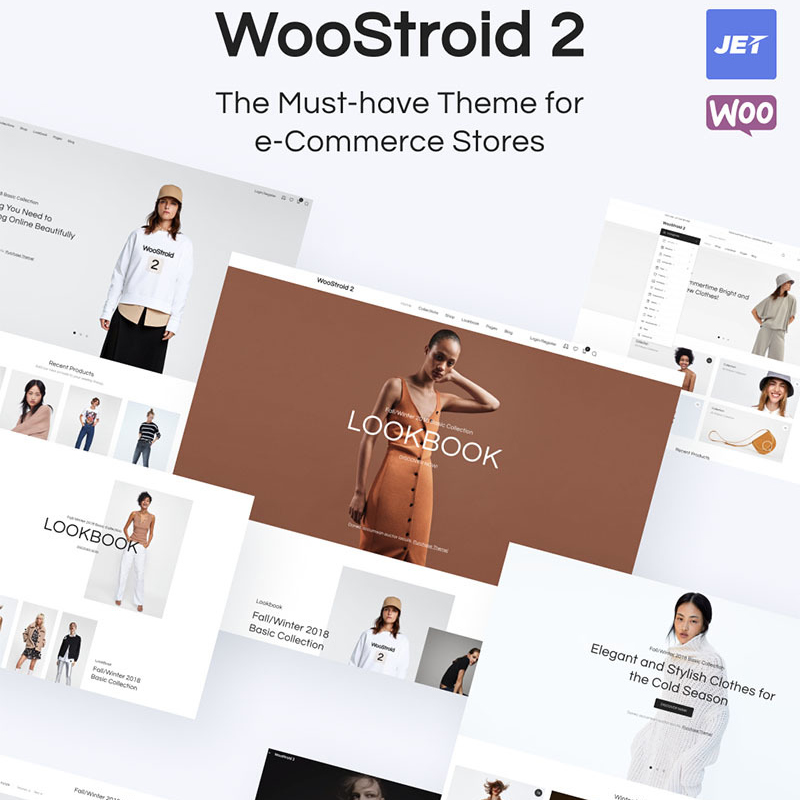 woostroid - woocommerce