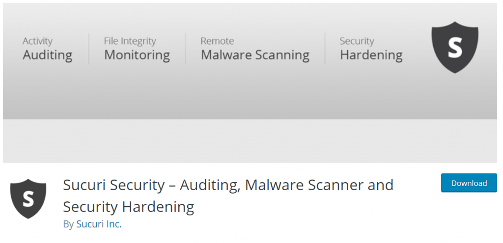 Sucuri Security – Auditing, Malware Scanner and Se